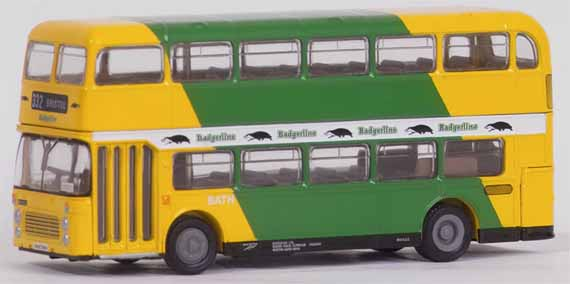 20401 Badgerline Bristol VRTSL3 ECW