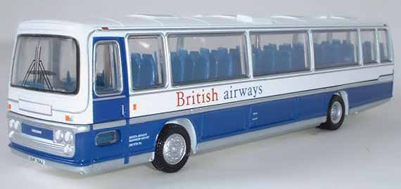 15713 Plaxton Panorama Elite BRITISH AIRWAYS.