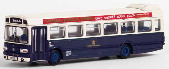 17220 Leyland National MkI Long BARROW IN FURNESS.