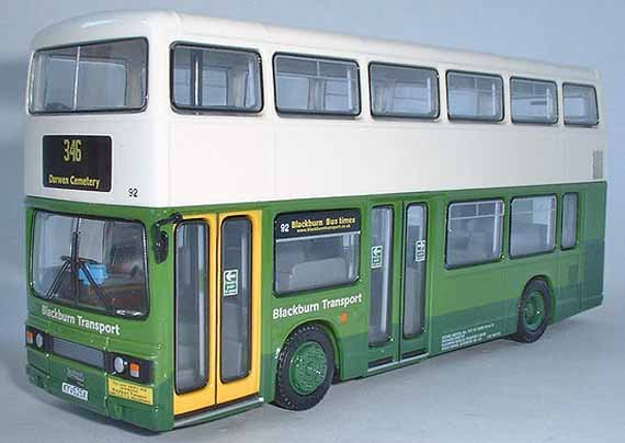 28809 LEYLAND TITAN Blackburn Transport