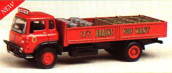 Brains Bedford TK