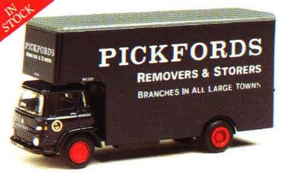 Pickfords TK Luton