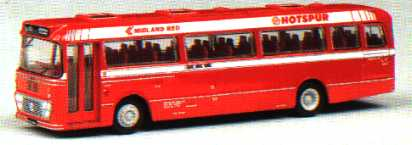 22506 Alexander Y Type MIDLAND RED.