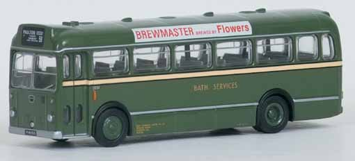 16322 Bristol LS Bus BATH SERVICES.
