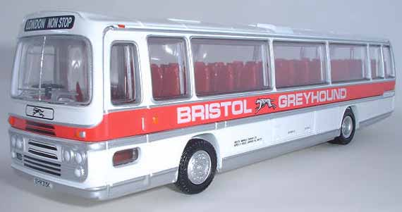 29501 Plaxton Panorama Type B BRISTOL GREYHOUND