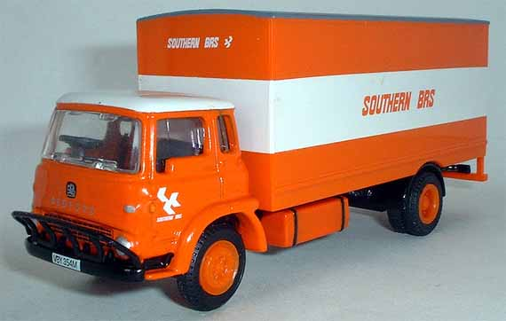 Bedford TK Box Van Short Wheelbase