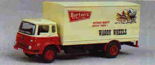 Burton Wagon Wheels TK