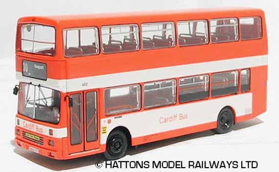 Cardiff Bus Dinas Caerdydd Model Fleet Focus
