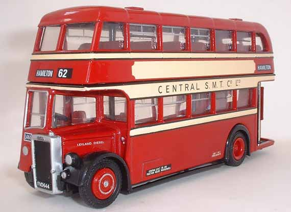 15805 Leyland PD1 Lowbridge CENTRAL SMT.