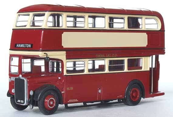 36003 Leyland RTL Bus CENTRAL S.M.T.