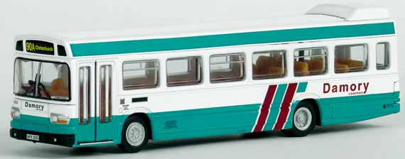 17219 Leyland National MkI Long DAMORY COACHES.