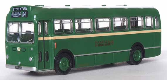 16324 Bristol LS Bus DURHAM DISTRICT SERVICES.