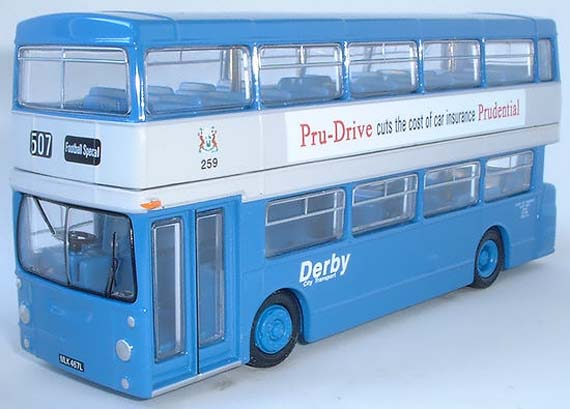 28004 Daimler DMS 1 Door DERBY CITY TRANSPORT.