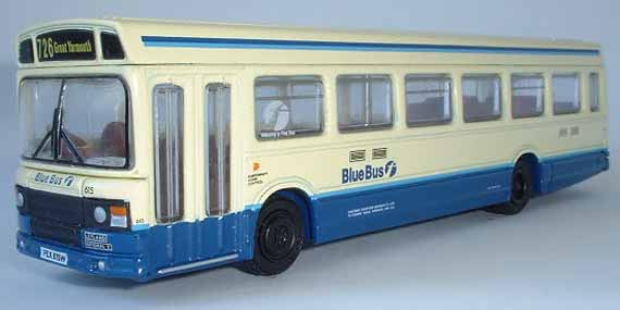 17401 Leyland National II BLUE BUS