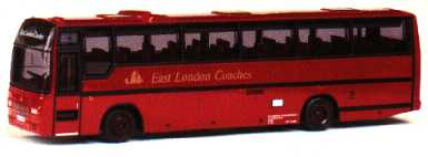 26613 Plaxton Paramount 3500 EAST LONDON COACHES