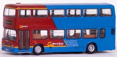 GO NORTH EAST Leyland Olympian ECW.