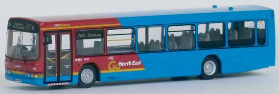Go North-East Volvo B10BLE Wright Renown.