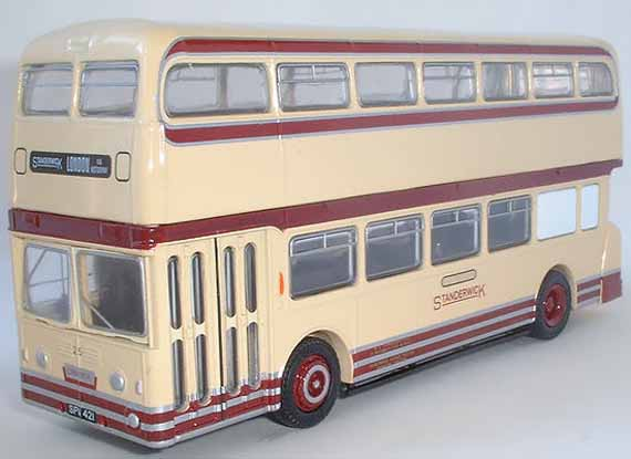 16522 Leyland Atlantean STANDERWICK GAY HOSTESS.