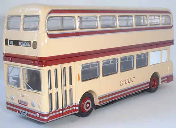 16523 Leyland Atlantean SCOUT GAY HOSTESS.