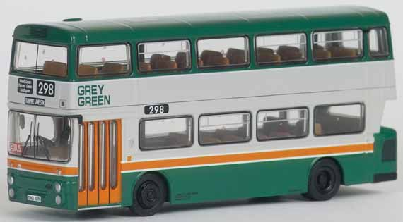 29008	GM Fleetline			GREY GREEN.