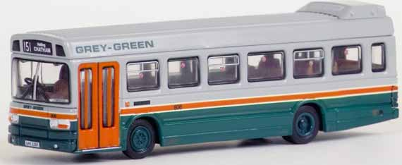 14405 Leyland National MkI Short GREY GREEN.