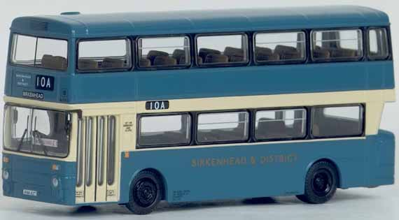 29001 G.M. Fleetline BIRKENHEAD & DISTRICT