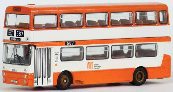 29009 GM FLEETLINE Greater Manchester Transport.