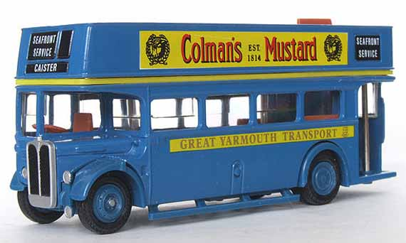 10202 GT YARMOUTH AEC RT OPEN TOP (Colman's)