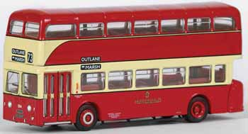 18010 MCW Daimler Fleetline HUDDERSFIELD CORPORATION.