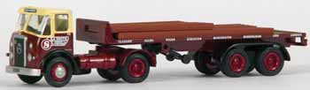 19304 Atkinson Artic Flatbed J & A SMITH OF MADDISTON LTD.