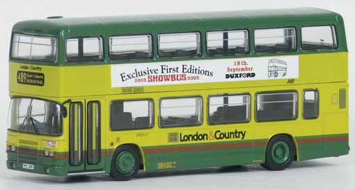 29702SB Leyland Olympian LONDON & COUNTRY (SHOWBUS).
