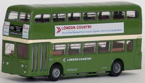 18201 Daimler Fleetline (Park Royal).