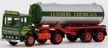 33301 AEC Ergo Artic Tanker LEATHERS CHEMICALS.
