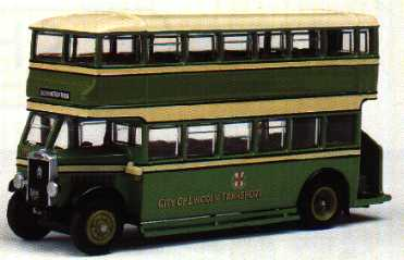 27206 Leyland TD1 LINCOLN CITY.