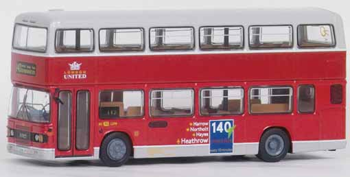 29607 Leyland Olympian LONDON UNITED.