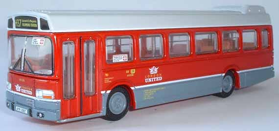 14404 Leyland National LONDON UNITED