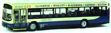 27607 Wright Volvo Renown LANCASHIRE UNITED