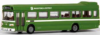 17223 Leyland National MkI Long 1 Door MAIDSTONE & DISTRICT NBC