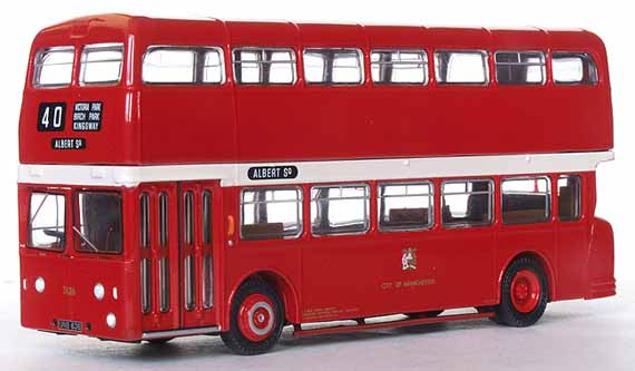 16532 Leyland Atlantean CITY OF MANCHESTER.