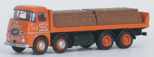 31201 ERF KV 8 Wheel Flatbed MARSTON VALLEY BRICK CO