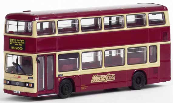 29203 Leyland Titan single door MERSEYBUS.