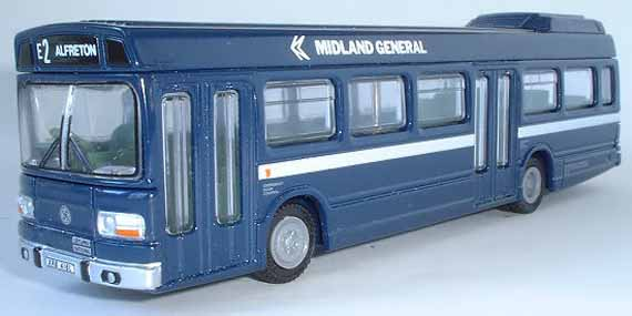 15106 Leyland National Midland General