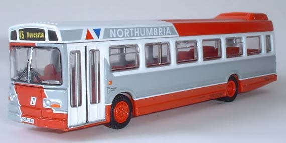 17214 Leyland National NORTHUMBRIA MOTOR SERVICES