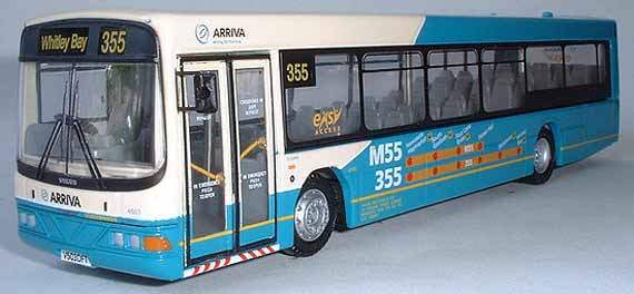27605 Volvo Wright Renown ARRIVA NORTHUMBRIA