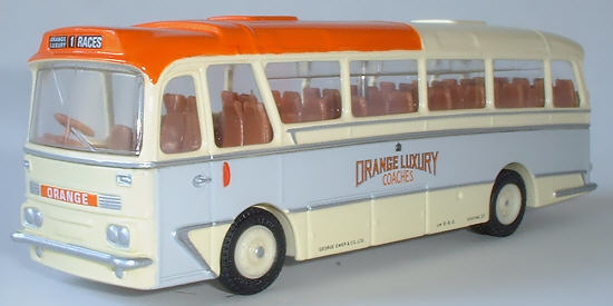12204 Cavalier Coach Orange Luxury