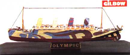10005 Olympic DAZZLE LIVERY .