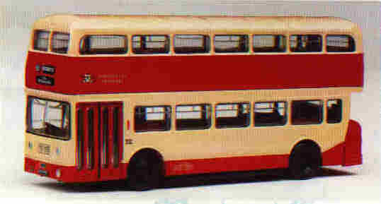 Plymouth Citybus Leyland Atlantean MCW Manchester style
