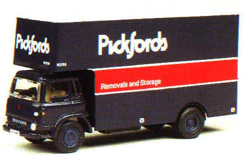 Pickfords TK late livery