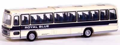 29504 Plaxton Panorama (Roof Dome) ROYAL BLUE.