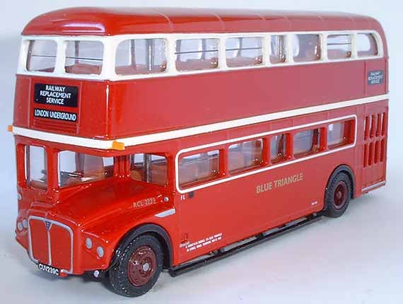 25605 RCL Routemaster BLUE TRIANGLE